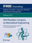 XXVI Brazilian Congress on Biomedical Engineering (eBook, PDF)