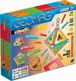 Carletto 8400350 - GEOMAG Confetti 32, Magnet-Konstruktionsspielzeug, 32-teilig