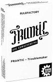 Carletto 646238 - Gamefactory, Frantic Troublemaker, Kartenspiel, Familienspiel, Erweiterung