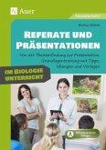 Referate und Präsentationen im Biologieunterricht