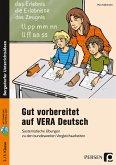 Gut vorbereitet auf VERA Deutsch