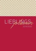 Lehrerkalender 2019/2020 - im Format DIN A4 im eleganten Bordeaux