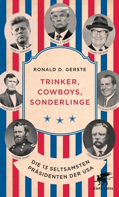 Trinker, Cowboys, Sonderlinge (eBook, ePUB) - Gerste, Ronald D.