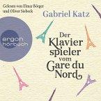 Der Klavierspieler vom Gare du Nord (Gekürzte Lesung) (MP3-Download)