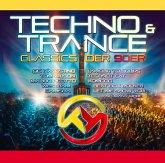Techno & Trance Classics Der 90 Er