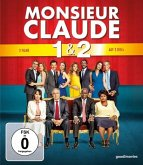 Monsieur Claude 1 & 2 BLU-RAY Box
