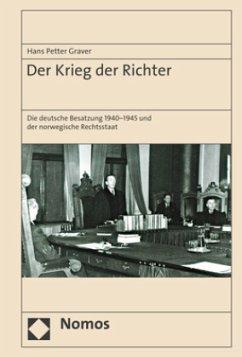 Der Krieg der Richter - Graver, Hans Petter