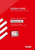 STARK Training Abschlussprüfung Mittlere Reife - Mathematik - Mecklenburg-Vorpommern
