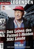 Edition Sport Planer: Das Leben des Formel-1-Helden Niki Lauda
