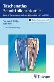 Taschenatlas Schnittbildanatomie (eBook, PDF)