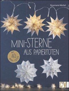 Mini-Sterne aus Papiertüten (Mängelexemplar) - Mächel, Rosemarie