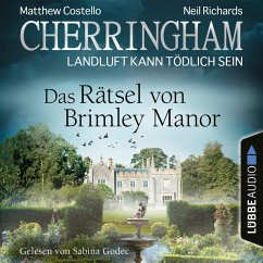 Das Rätsel von Brimley Manor / Cherringham Bd.34 (MP3-Download) - Costello, Matthew; Richards, Neil