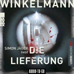 Die Lieferung / Kerner und Oswald Bd.2 (MP3-Download) - Winkelmann, Andreas
