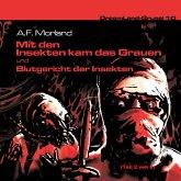 Dreamland Grusel, Folge 10: Blutgericht der Insekten (MP3-Download)