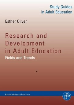Research and Development in Adult Education (eBook, PDF) - Oliver, Esther