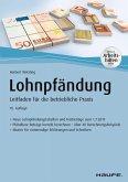 Lohnpfändung - inkl. Arbeitshilfen online (eBook, PDF)