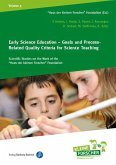 Early Science Education - Goals and Process-Related Quality Criteria for Science Teaching (eBook, PDF)
