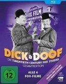 Dick und Doof - Die Fox-Studio-Gesamtedition BLU-RAY Box