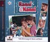 Tolle Stimmung mit Hanni und Nanni / Hanni und Nanni Bd.64 (1 Audio-CD)