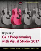 Beginning C# 7 Programming with Visual Studio 2017 (eBook, ePUB)