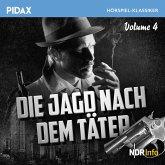 Die Jagd nach dem Täter, Vol. 4 (MP3-Download)