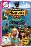 Purple Hills: 12 Heldentaten des Hercules 8 - Wie ich Megara traf (Klick-Management-Spiel)
