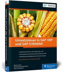 Umsatzsteuer in SAP ERP und SAP S/4HANA - Grote, Martin; Schnellenbach, Christiane; Dubielecki, Adam