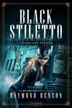 Black Stiletto - Stars and Stripes - Benson, Raymond