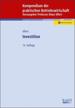 Investition - Olfert, Klaus