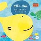 Willi der Wal und seine Suche nach dem Glück   Eine wunderbare Geschichte über Willi den Wal und seine Freunde den Meerestieren   Bilderbuch für Kinder ab 2 Jahre   Kinderbuch, Kindergeschichte