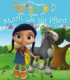 Stark wie ein Pferd / Wissper Bd.1 (Mängelexemplar)
