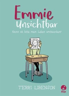 Emmie Unsichtbar (Mängelexemplar) - Libenson, Terri
