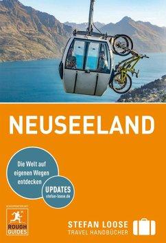 Stefan Loose Reiseführer Neuseeland (eBook, PDF) - Whitfield, Paul; James, Jo; Mudd, Alison; Ochyra, Helen