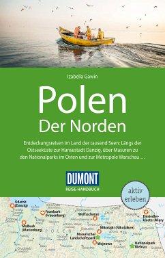 DuMont Reise-Handbuch Reiseführer Polen, Der Norden, Ostseeküste (eBook, PDF) - Gawin, Izabella