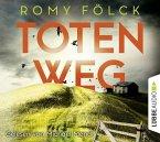 Totenweg / Frida Paulsen und Bjarne Haverkorn Bd.1 (6 Audio-CDs) (Mängelexemplar)