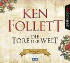 Die Tore der Welt / Kingsbridge Bd.2 (8 Audio-CDs) (Mängelexemplar)