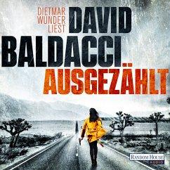 Ausgezählt / Atlee Pine Bd.1 (MP3-Download) - Baldacci, David