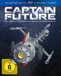 Captain Future - Komplettbox Collector's Edition