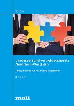 Landespersonalvertretungsgesetz Nordrhein-Westfalen - Bülow, Christian