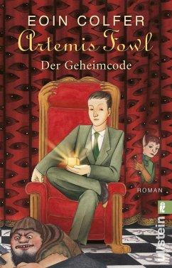 Artemis Fowl - Der Geheimcode - Colfer, Eoin