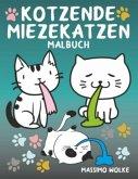 Kotzende Miezekatzen Malbuch