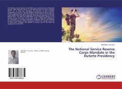The National Service Reserve Corps Mandate in the Duterte Presidency