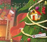 Dein Haus der Fantasie - Weihnachtsedition, 1 Audio-CD