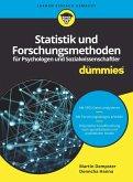 Statistik und Forschungsmethoden für Psychologen und Sozialwissenschaftler für Dummies (eBook, ePUB)