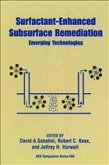 Surfactant-Enhanced Subsurface Remediation: Emerging Technologies