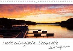 Mecklenburgische Seenplatte - die Natur genießen (Wandkalender 2020 DIN A4 quer) - Jost, Sabine