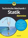 Technische Mechanik I Statik für Dummies (eBook, ePUB)