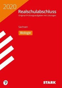 Original-Prüfungen Realschulabschluss 2020 - Biologie - Sachsen