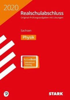 STARK Original-Prüfungen Realschulabschluss 2020 - Physik - Sachsen