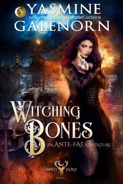 Witching Bones (The Wild Hunt, #8) (eBook, ePUB)